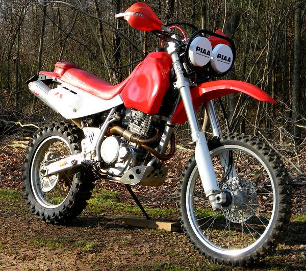 Honda Xr 650 L Adventure 1 Adventure Bike Honda Motorcycle Dirt Bike