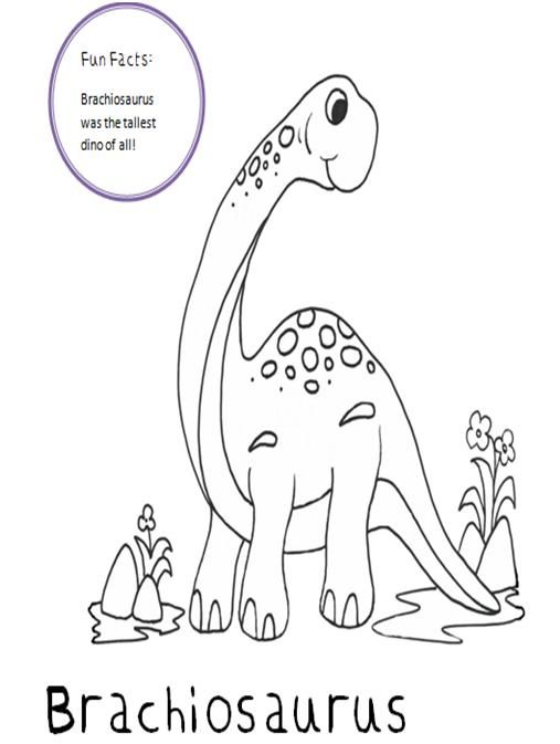 dinosaur kids crafts | example dinosaur coloring pages | trig ...