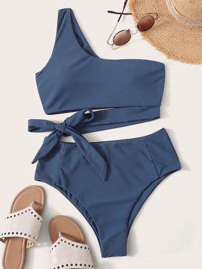 Beachwear Shein Beachwear Shein Traje De Bano De Bikini