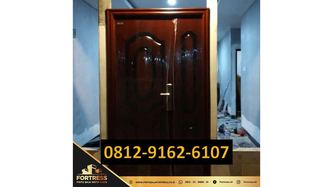 0812-9162-6107 (FORTRESS), Iron Door Shop