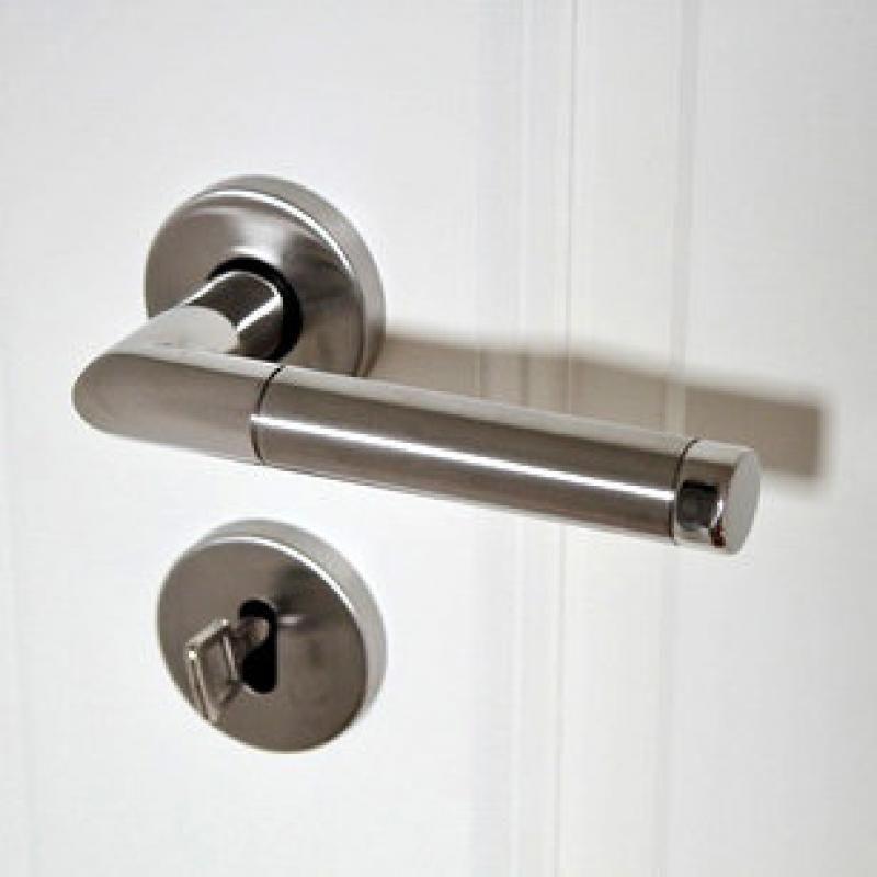 Bathroom Door Locked Small Hole