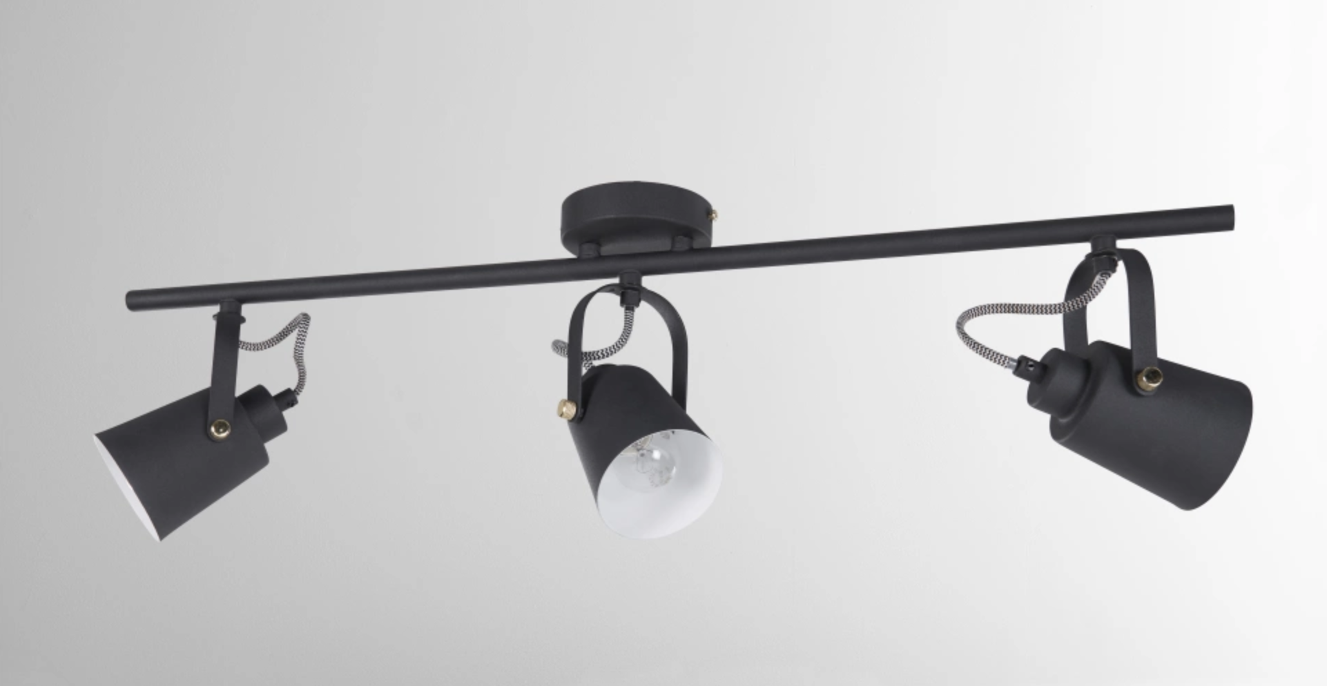 Black Track Spotlight Spotlightkitchenlights Kitchen Ceiling