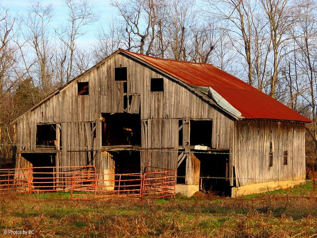 Barn in Kentucky