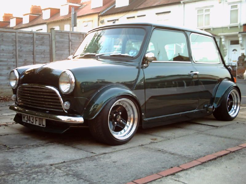 mexico arches with bumper and black wheels | mini cooper | pinterest