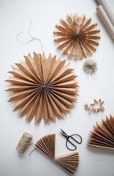 Hem - Trendenser | Minimalist christmas, Christmas diy, Christmas crafts #sapinenpapier