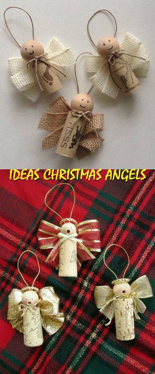 Ideas Christmas Angels