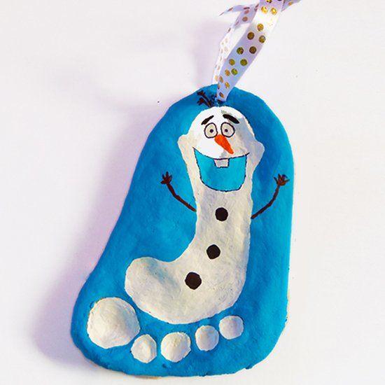 Christmas Salt Dough Keepsakes Ornaments Christmas Crafts For