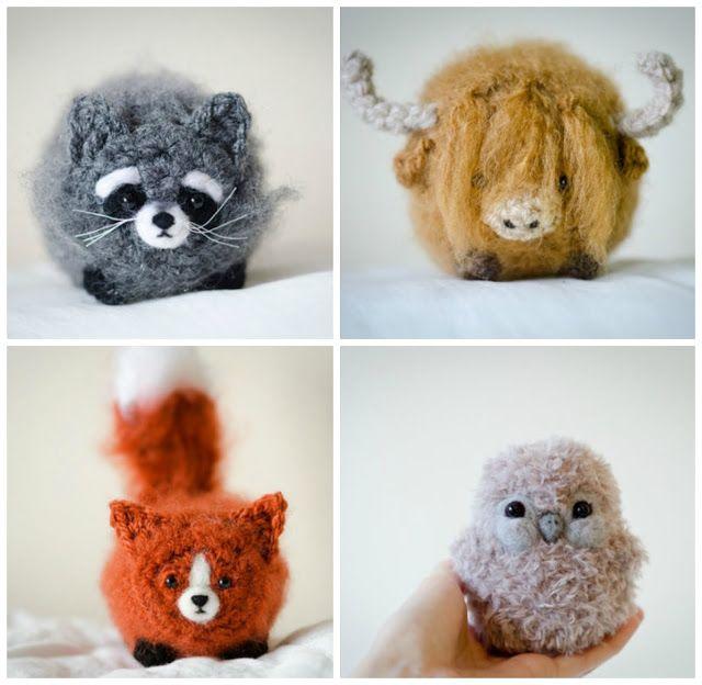 Susie Hewitt | Amigurumi & Mochimochi | Pinterest | Puntadas ...