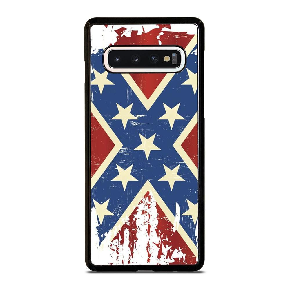Confederate State Flag Art Samsung Galaxy S10 Case Cover Casesummer Di 2020