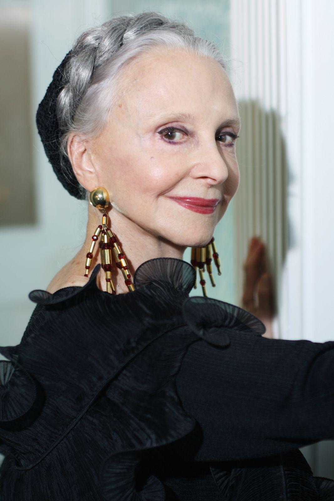 Advanced Style - Fashionable Senior Citizens