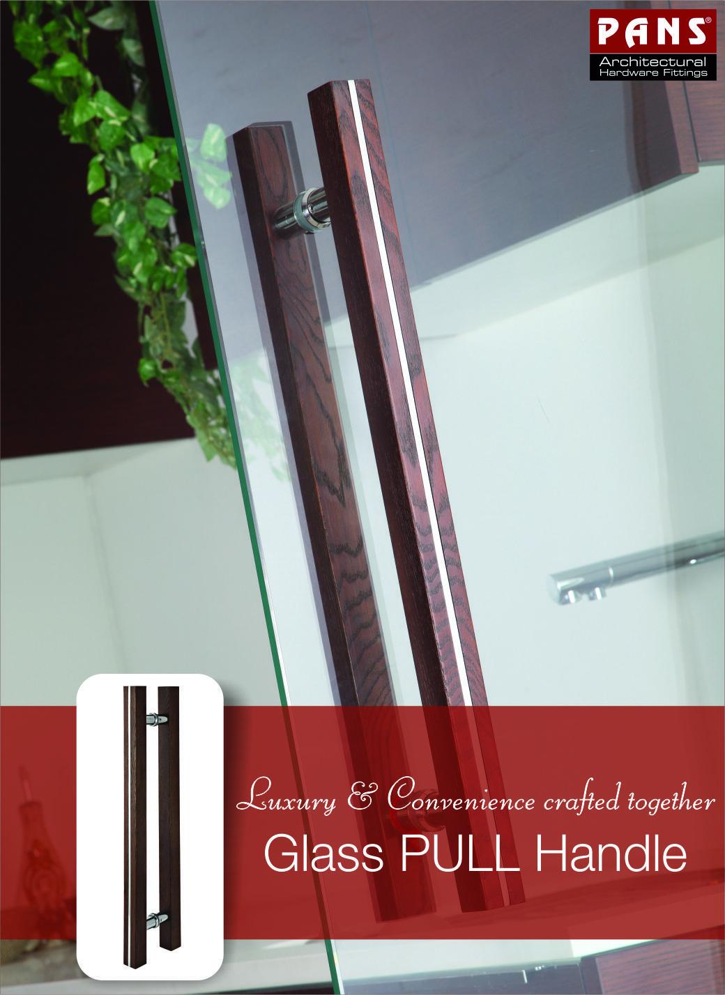 Glass Pull Handle #wardrobe #kitchen #bedroom #window #hinges #pans # & Glass Pull Handle #wardrobe #kitchen #bedroom #window #hinges #pans ...