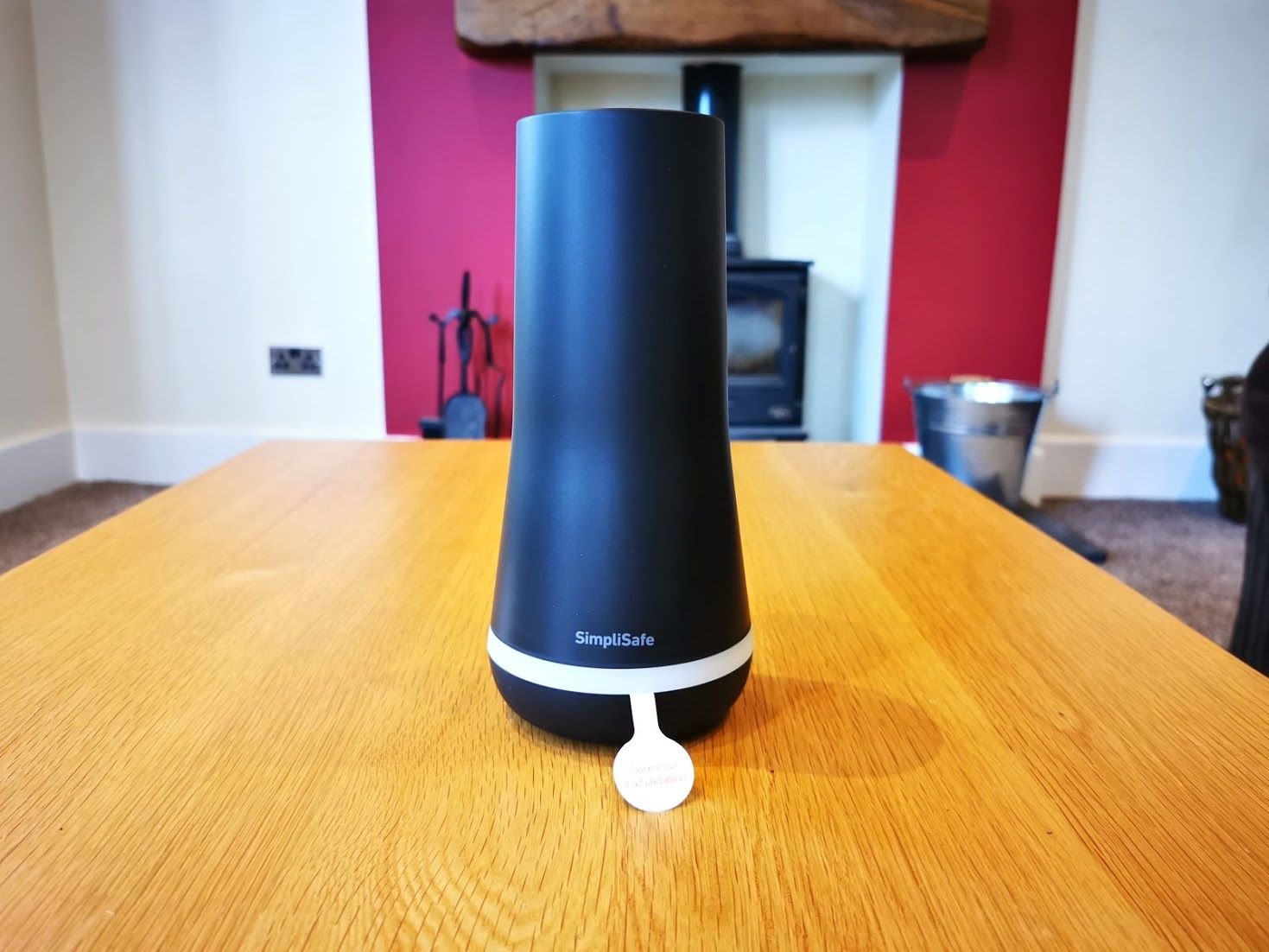 Simplisafe Review Uk The Self Install Monitored Alarm System Hopes To Shake Up The Uk Burglar Alarm Market Home Security Systems Wireless Home Security Systems Wireless Home Security