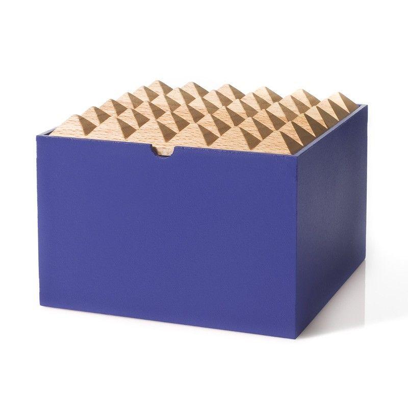 Korridor Pyramid Storage Box Extra Large 4 Colours