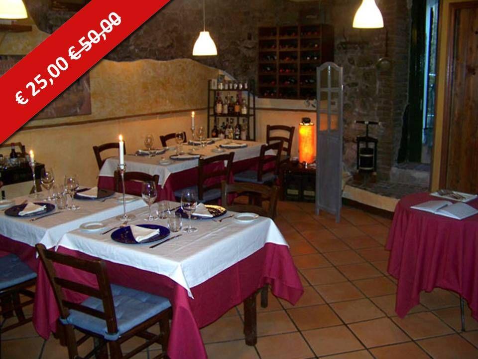 Buono acquisto a Genzano di Roma - Il Bacaro | Roma ...