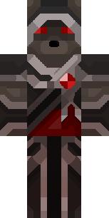 Wolf - HD скины Minecraft, HD skins minecraft