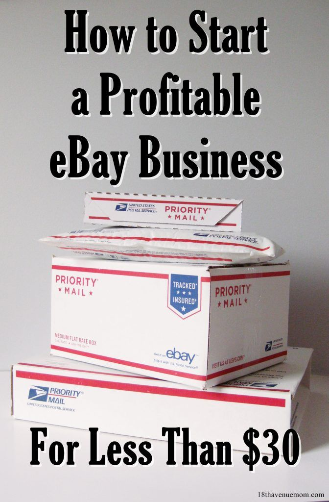Starting An Ebay Business An In Depth Guide Ebay Selling Tips Ebay Business Ebay Hacks