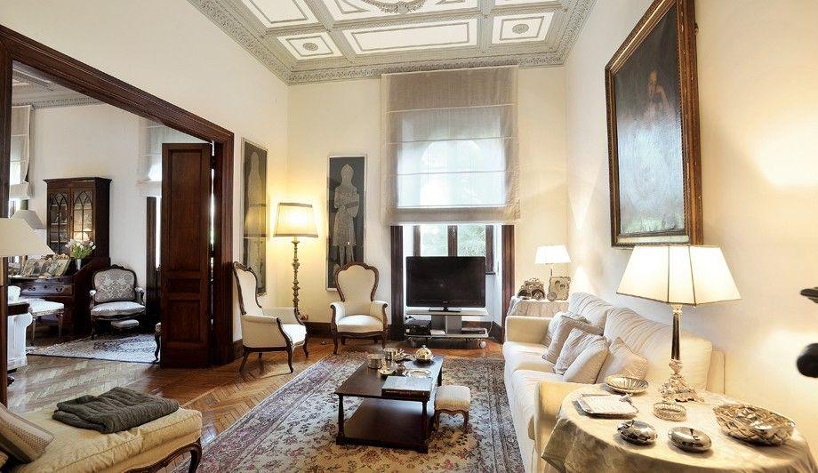 Le case pi belle di roma gli interni pi esclusivi e for Interni case belle