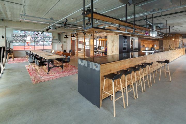 BrandDeli Office by DZAP, Amsterdam - Netherlands