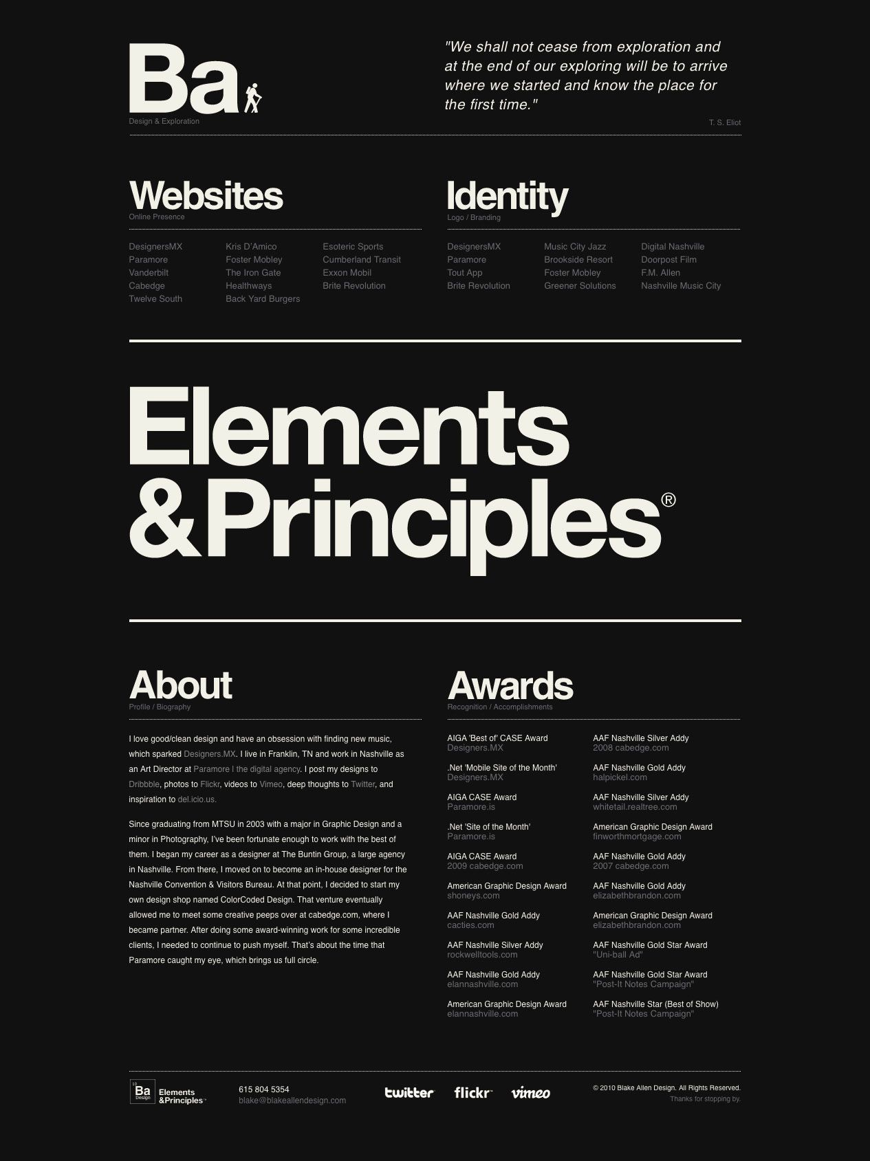 good graphic design examples