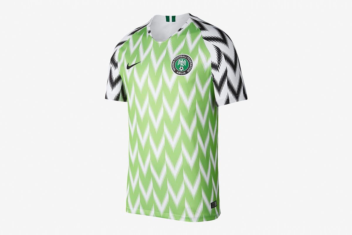 Here S How You Can Finally Cop The Nigeria World Cup Kit World Cup Jerseys Soccer World World Cup Kits