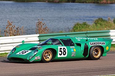Piper Racing Cars