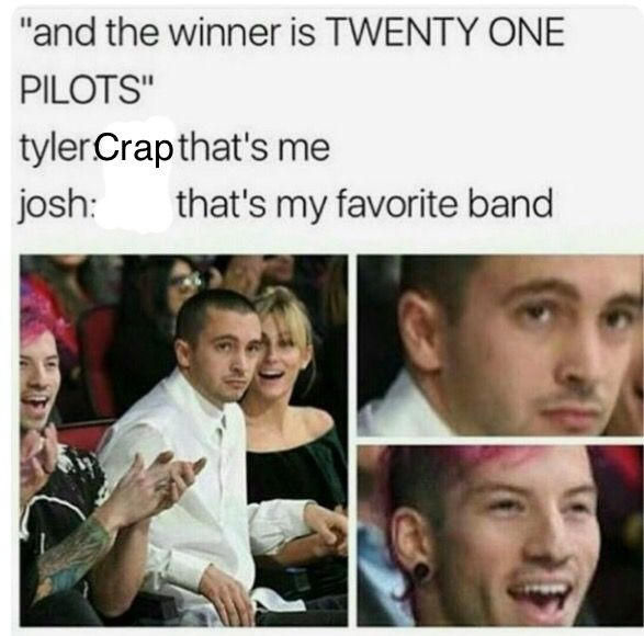 Thank You Whoever Edited It To Make It Clean And Even More Like Them Twenty One Pilot Memes Twenty One Pilots One Pilots
