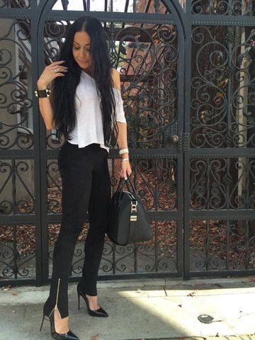 Noir Suede Leggings w/ Ankle Zipper – KJCOUTURE Black Suede Side Ankle Zip Leggings