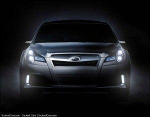 2009 Subaru Legacy Concept to Debut in Detroit - http://sickestcars.com/2013/05/13/2009-subaru-legacy-concept-to-debut-in-detroit/