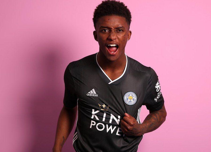 Leicester City 2019 20 Adidas Third Kit Leicester City Soccer Jersey Ronaldo Shirt