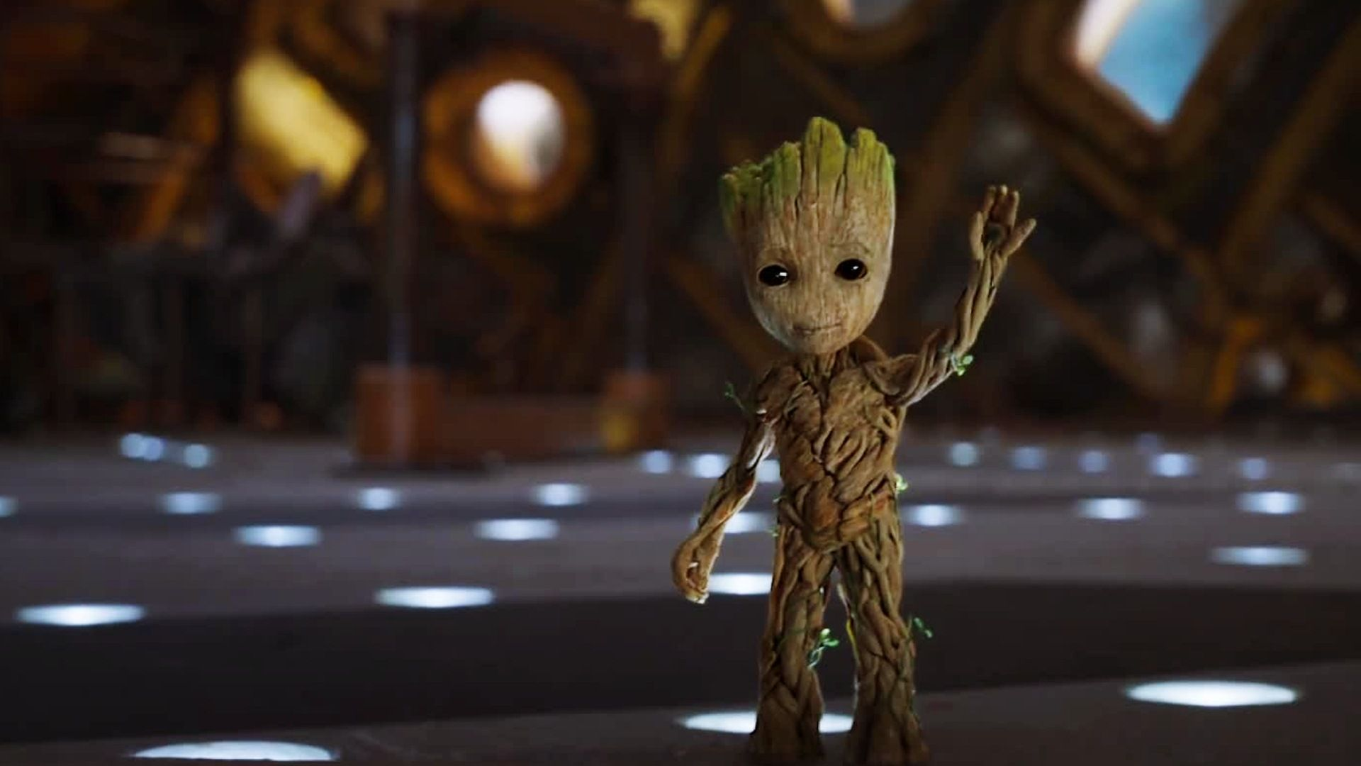 Image For Guardians Of The Galaxy Baby Groot Live Wallpaper