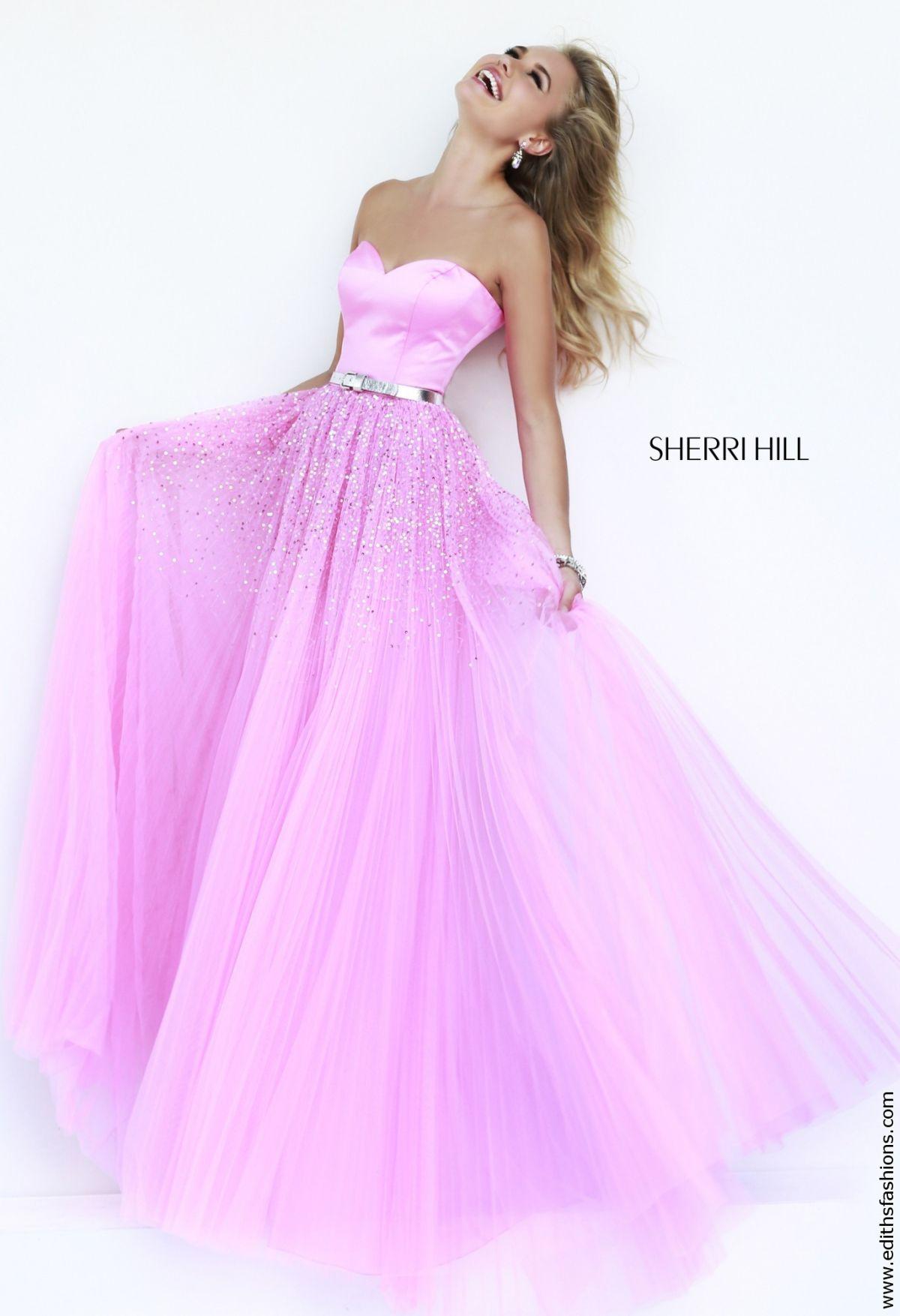 Sherri Hill Dresses | Vestiditos, Quinceañera y Vestidos de fiesta ...