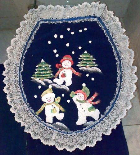 juegos de baño navideños - Nocturnar  adornos navidad ...