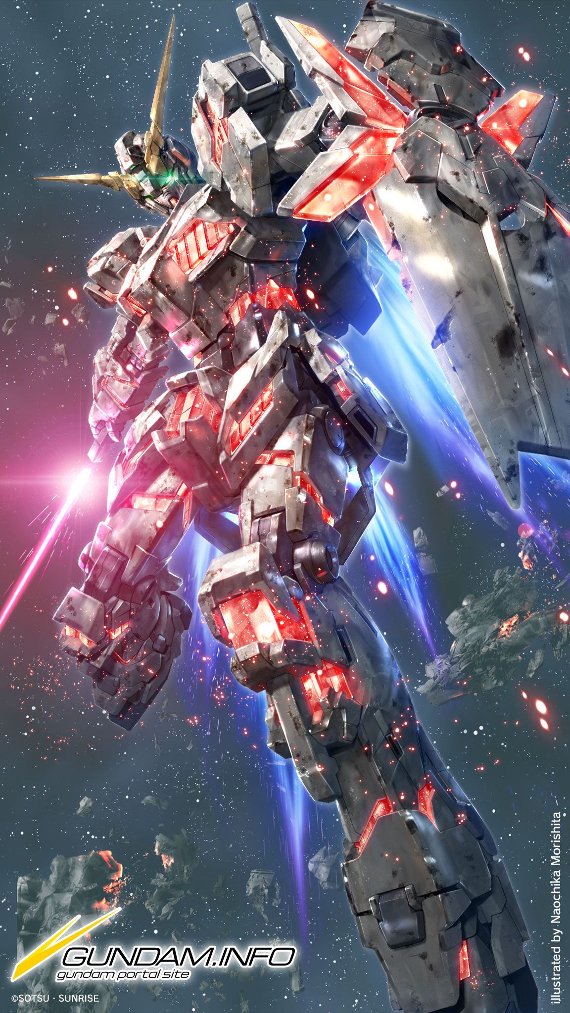 Unicorn Gundam Gundam Wallpapers Gundam Art Unicorn Gundam