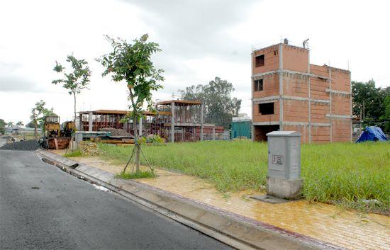 bán đất nền Phú Chánh C, Phường Phú Tân, Thủ Dầu Một -