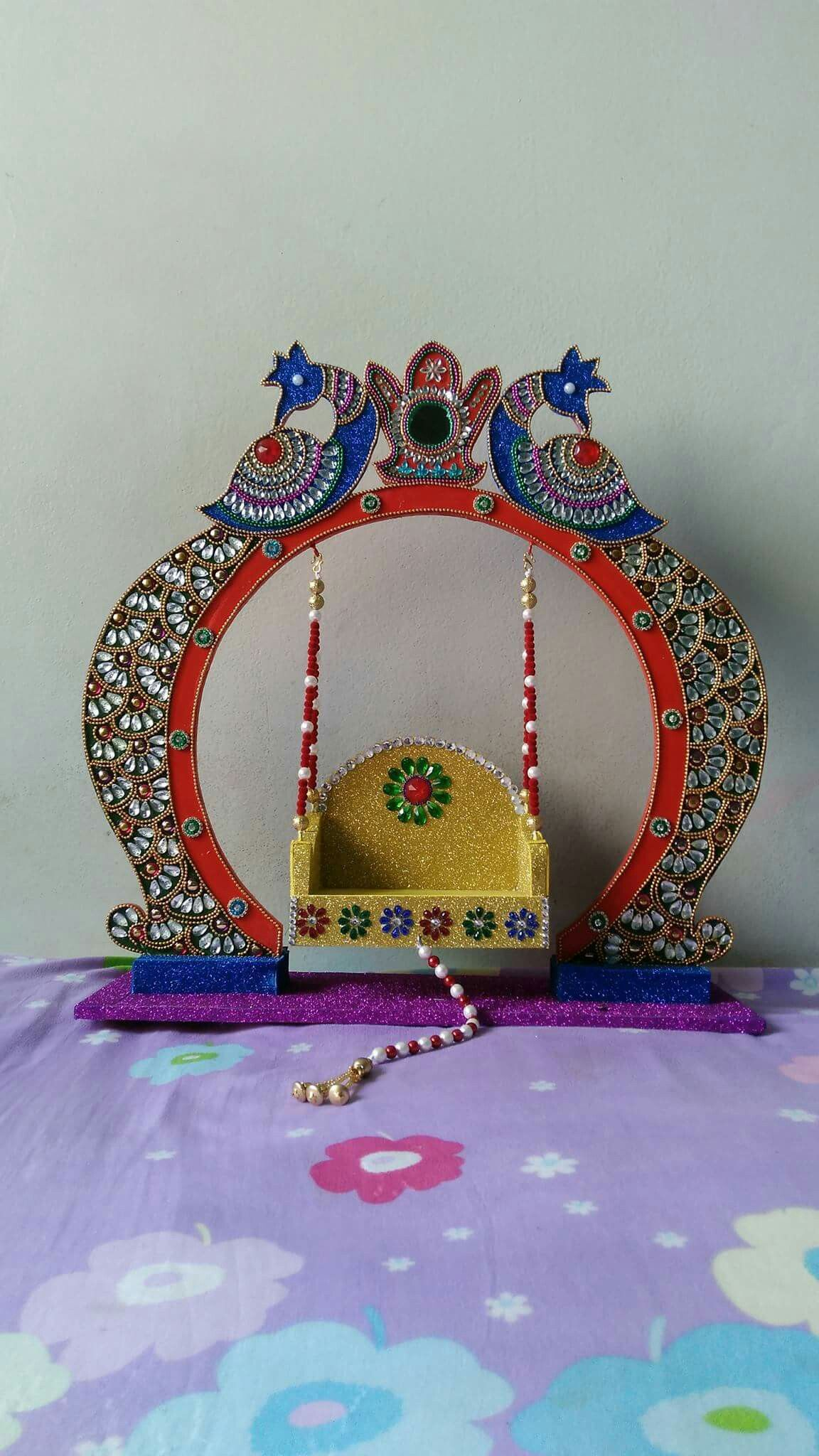 Diwali Decoration Ideas And Crafts Pin By Sneha Patil Daxini On Ganpati Decorations
