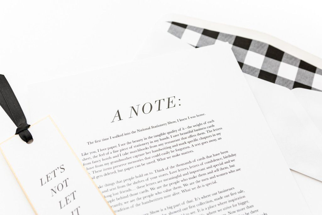A Love Letter To Our Industry Sugar Paper Love Letters Lettering