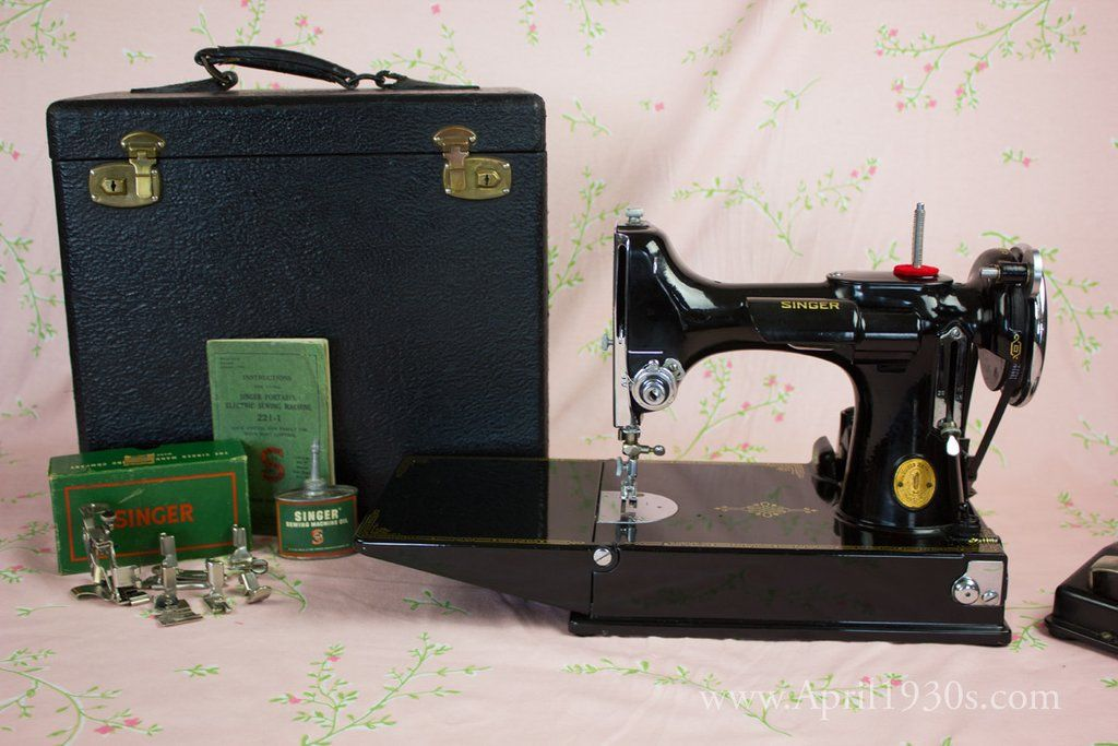 Followers of Singer Featherweight 221 Blog