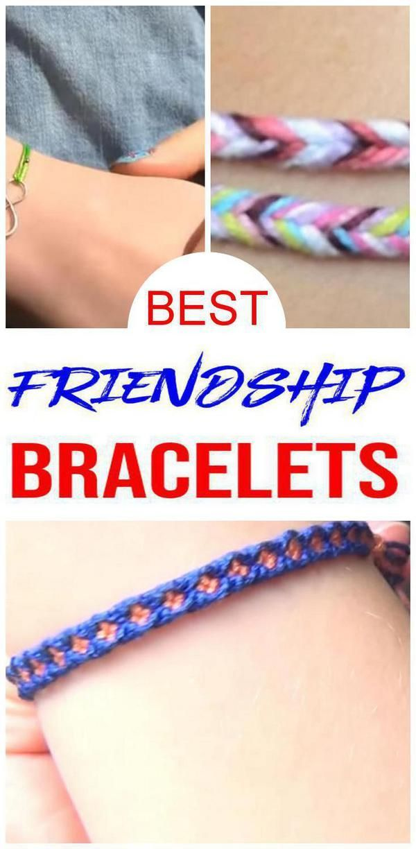 Simple DIY friendship ribbons that you can make today! Simple DIY friendship ribbons that you can make today!