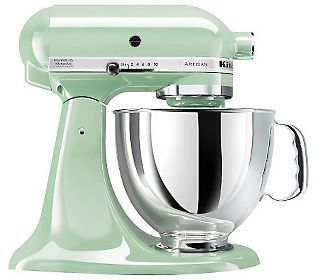Green Kitchen · KitchenAid Mixer ...