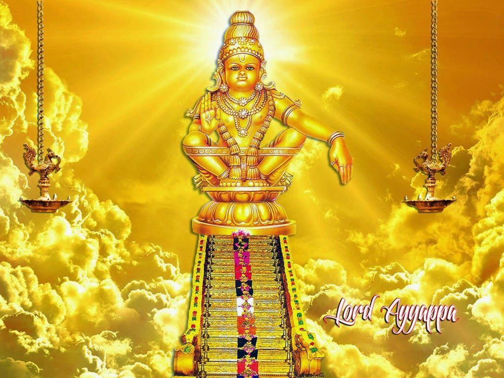 Lord Ayyapa Swamy Hd Lord Ayyappa In 2019 Wallpaper Free