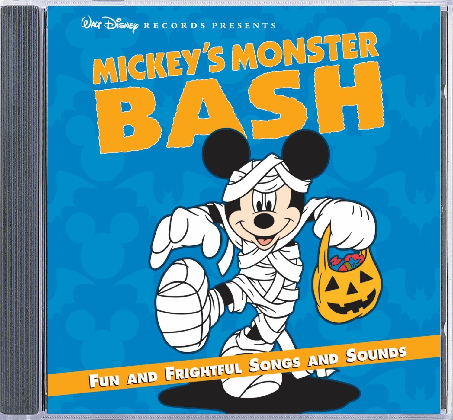 Mickey\u0027s Monster Bash $5 Incl Monster Mash by Goofy; This Is - Minnie Mouse Halloween Decorations