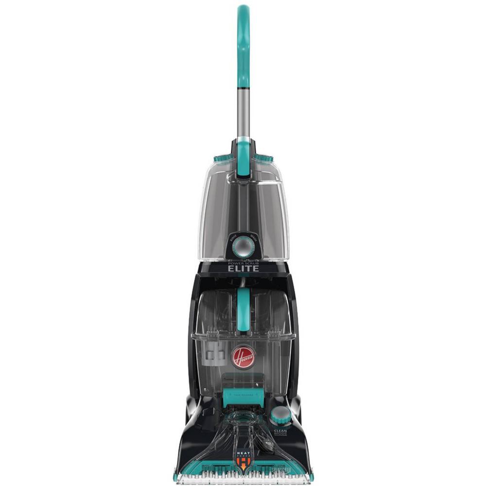 Hoover Power Scrub Elite Carpet Cleaner W Heatforce Fh50250 Walmart Com Carpet Cleaners Cleaners Carpet Runner