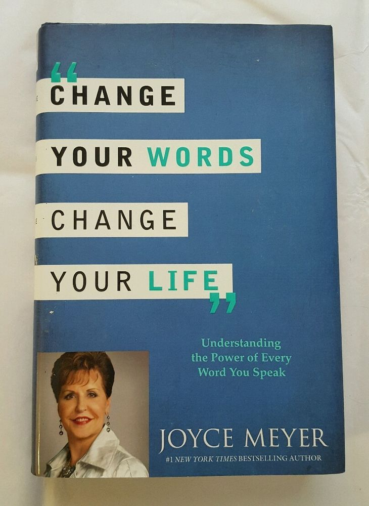 Change Your Words, Change Your Life : Understanding the Power of Every Word... in Books, Nonfiction | eBay