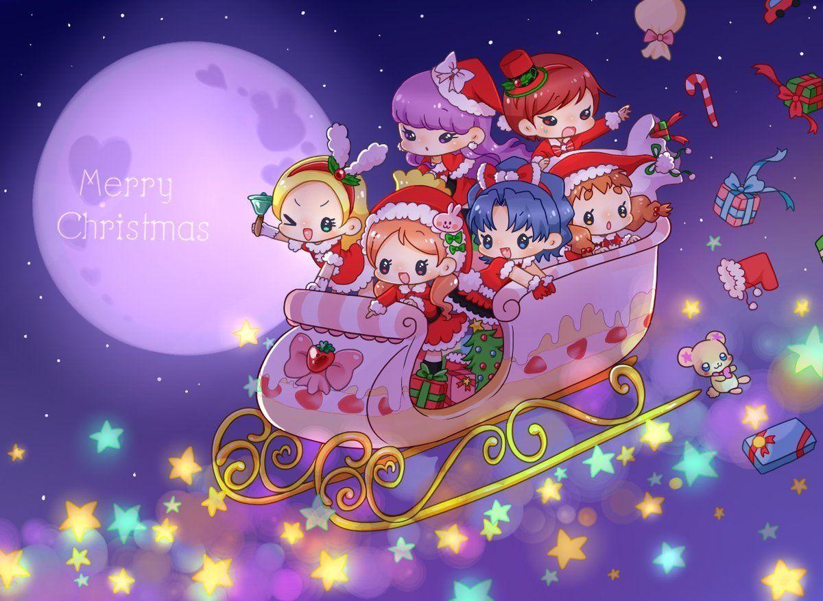 Christmas by Rayne Romereo Aesthetic anime