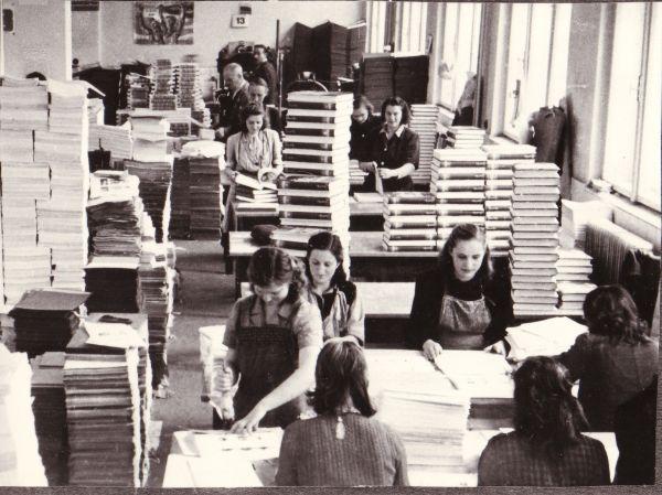 Martinským tlačiarňam sa darilo vyvážať na Západ aj v problematických 50. rokoch