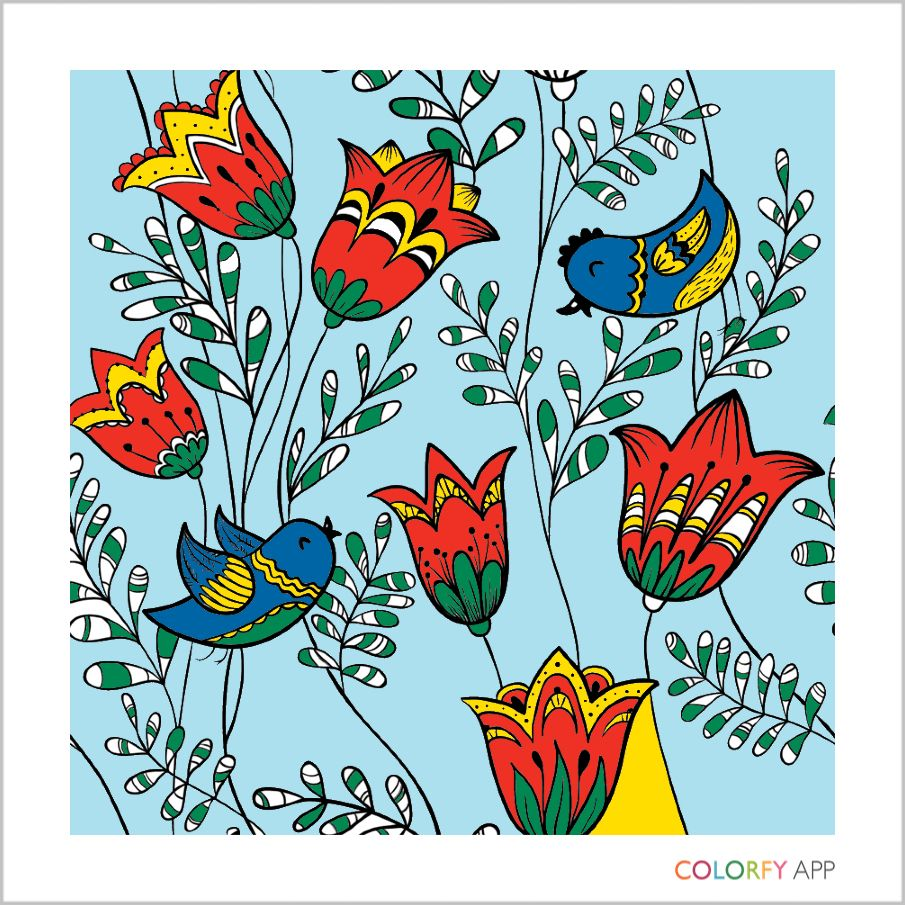 Pin by Alice Dunne on Colorfy | Pinterest
