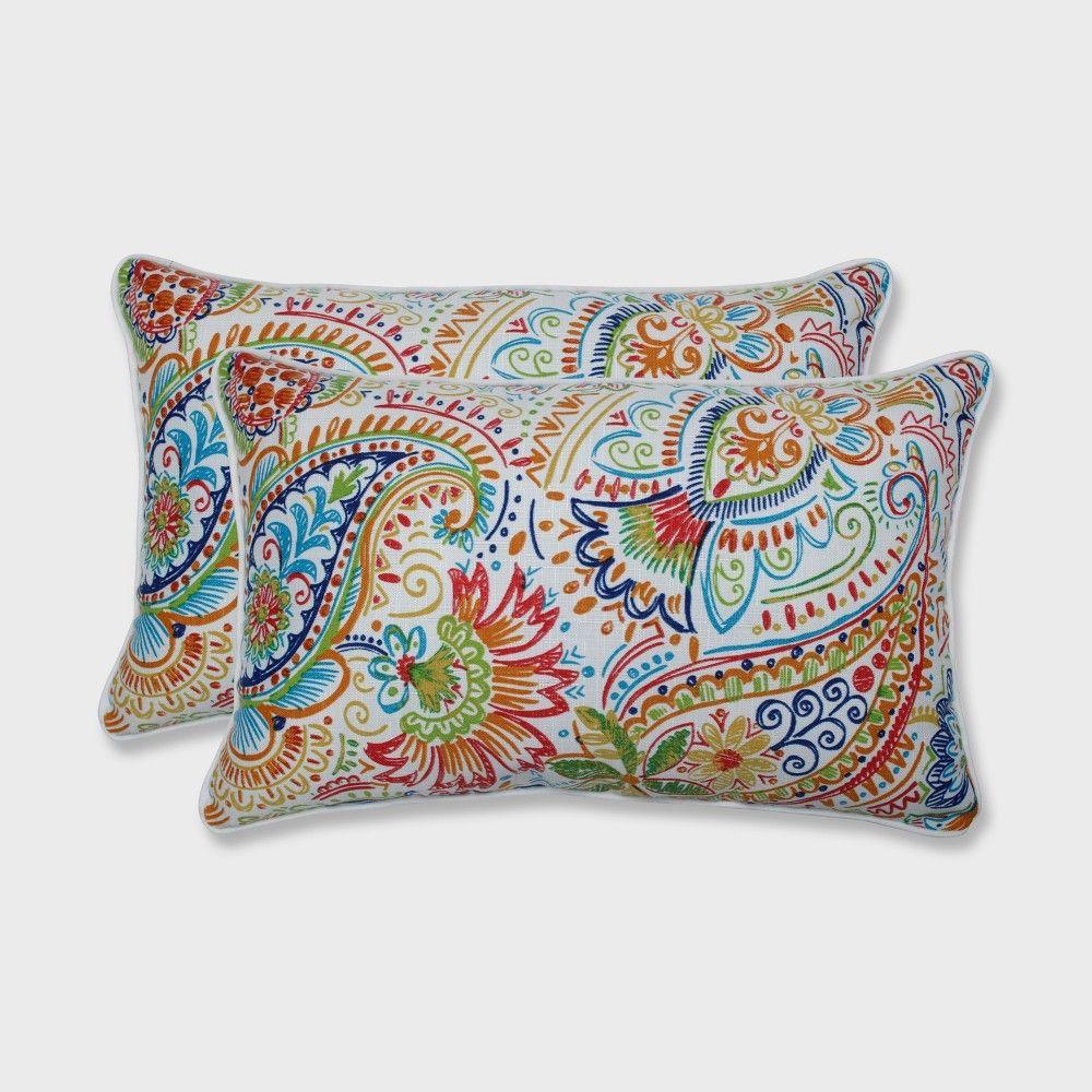 IndoorOutdoor Throw Pillow (Set