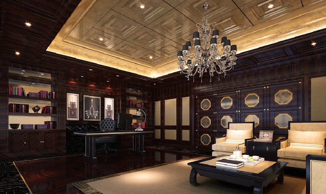 Luxury Ceo Office - Google Search | Office Ideas-Future ...
