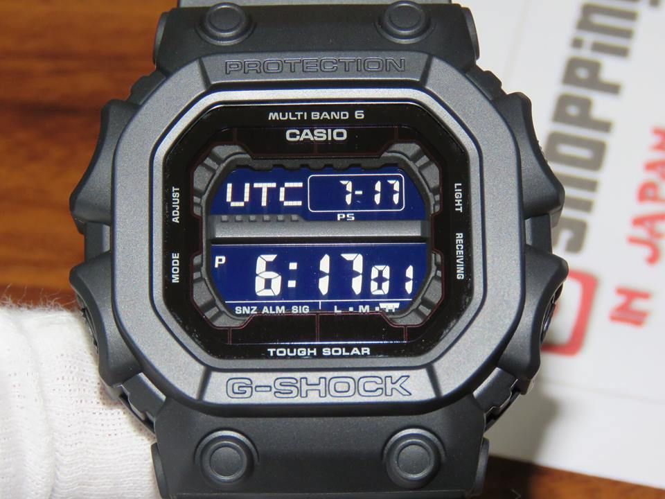 e823a90234dc G-Shock The King Stealth Black Series GXW-56BB-1JF with Atomic Radio ...