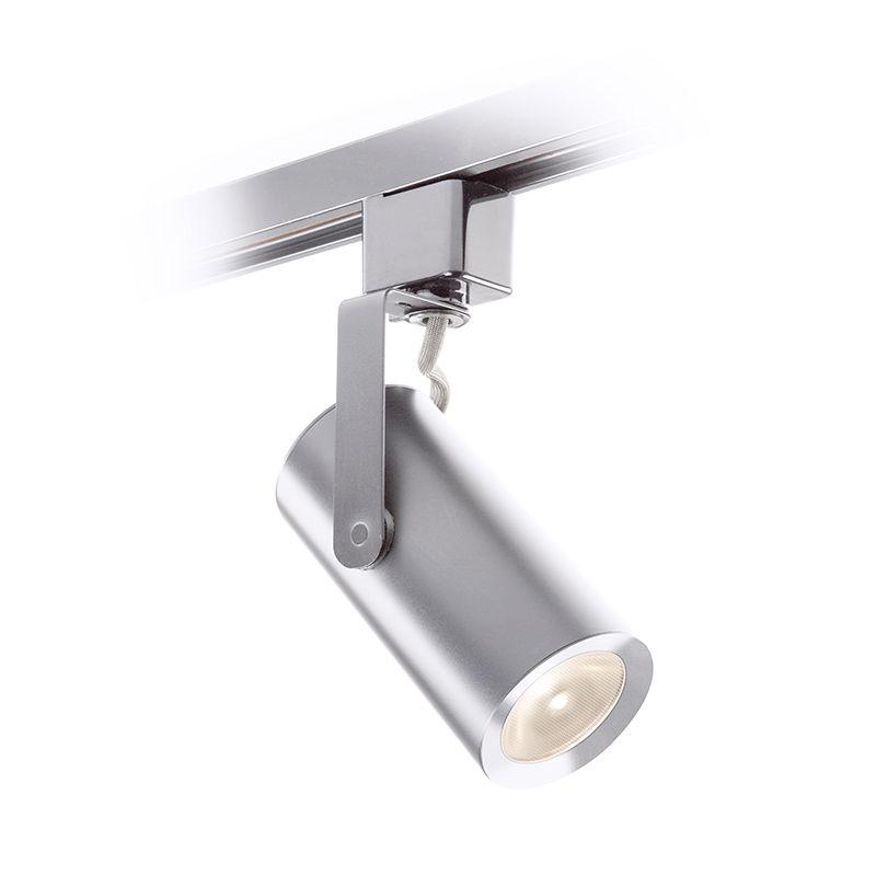 Corepro Led Mini Cylinder Track Heads Track Indoor Luminaires Lightolier Head Tracking Indoor